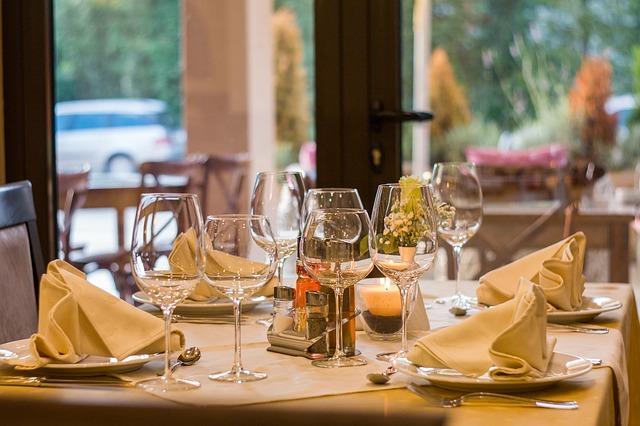 Hyggelig restaurant på Gammel Kongevej