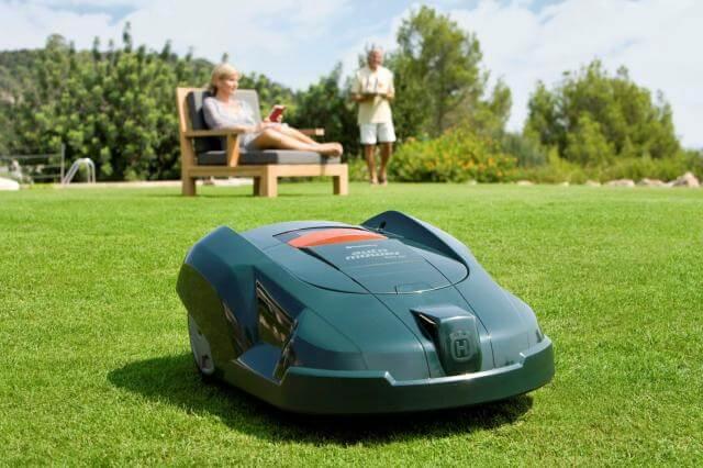 Robotplæneklipperen til din have